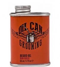 Масло для бороды Oil Can Grooming IRON HORSE 50мл.