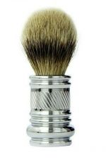 Помазок для бритья 90138001 DOVO SHAVING BRUSH PURE SILVERTIP BADGER