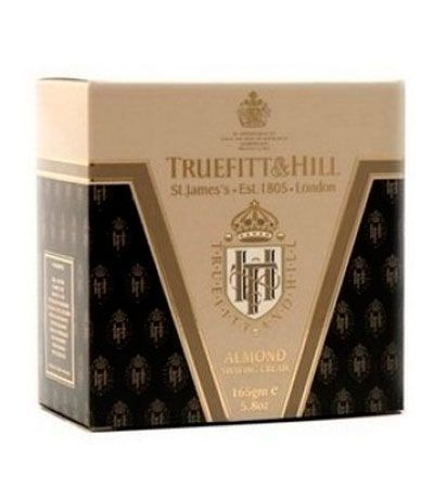 Крем для бритья в банке Truefitt & Hill Almond