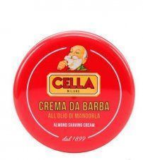 Мыло для бритья Cella Shaving Cream Soap -150мл.
