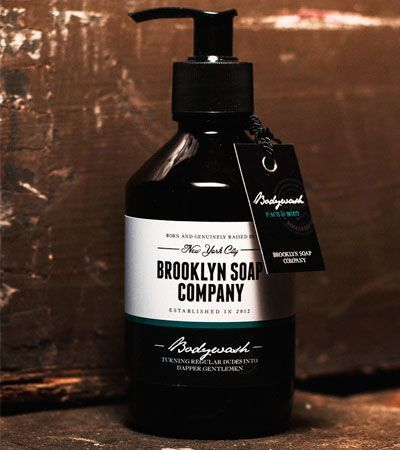 Шампунь для бороды Brooklyn Soap Company 250мл.