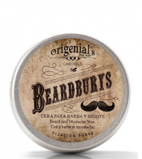 Воск для бороды и усов BeardBurys Beard and Mustache Wax - 50 мл