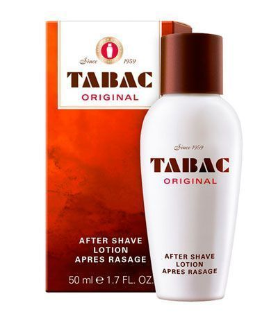 Лосьон после бритья TABAC ORIGINAL AFTER SHAVE LOTION 50мл.