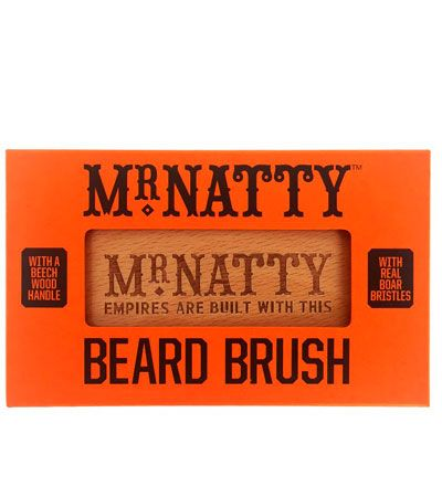 Щетка для бороды Mr.Natty's Beard Brush