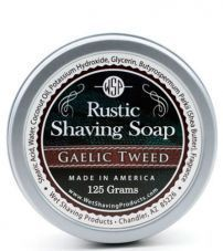 Мыло для бритья Wsp Rustic Shaving Soap Gaelic Tweed-125гр.