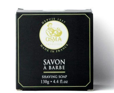 МЫЛО ДЛЯ БРИТЬЯ OSMA TRADITIONAL SAVON A BARBE (SHAVING SOAP) 130 Г