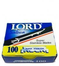 Cменные лезвия для шаветт Лезвия Lord Saloon Single Edge Razor Blades -100шт.