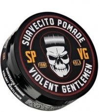 Помада для волос SUAVECITO X VIOLENT GENTLEMEN FIRME HOLD- 85гр.