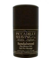 Гель до бритья Piccadilly Shaving Company Sandalwood