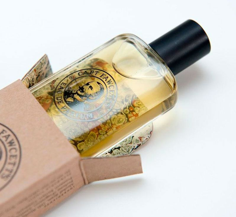 Парфюмерная вода CAPTAIN FAWCETT Eau de Parfum (CF.8836) Original, 50ml