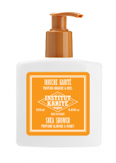 Гель для душа Institut Karite Shea Almond and Honey