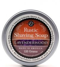 Мыло для бритья Wsp Rustic Shaving Soap Lavender Wood -125гр.