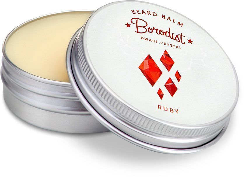 Бальзам для бороды Borodist BEARD BALM «RUBY» 30г.
