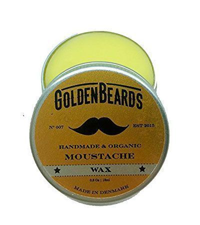 Воск для усов Goldenbeards Moustache Wax