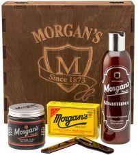 Премиальный подарочный набор для джентльменов Morgan