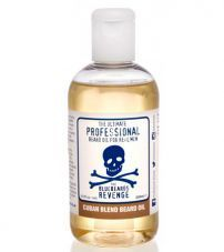 Масло для бороды THE BLUEBEARDS REVENGE PROFESSIONAL CUBAN BLEND BEARD OIL 250мл.