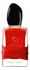 Парфюмерная вода ARMANI SI PASSIONE RED MAESTRO, 50 ml
