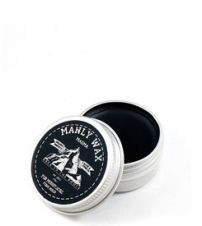 "Воск для усов MANLY WAX ""black edition"", 15 мл"