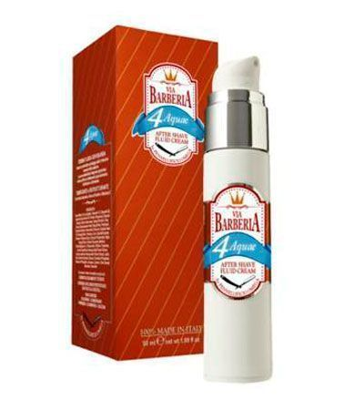 Крем после бритья Via Barberia Aquae After Shave Cream 50мл.