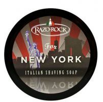 Мыло-крем для бритья Razorock For New York Shaving Cream Soap 150 Мл