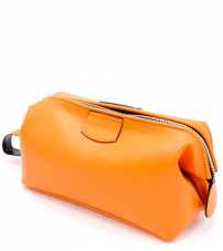 Косметичка мужская Truefitt & Hill Gentleman's Washbag / Orange