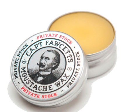Воск для усов Captain Fawcett Private Stock Moustache Wax-15 мл