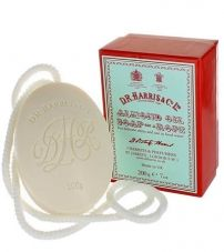 Мыло на веревке D R Harris Almond Oil Bath Soap on a Rope