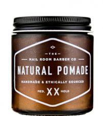 Помада для волос The Mail Room Barber Natural Pomade Medium - Pipe Tobacco 100 гр