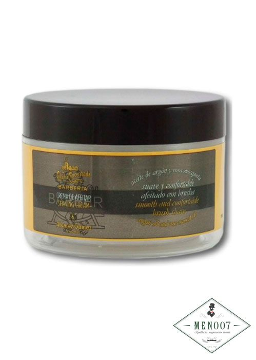 Мыло-крем для бритья Alvarez Gomez Agua De Colonia Barberia Shaving Cream 200мл.