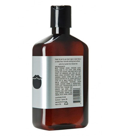 Шампунь для бороды «Spiced Citrus» Beardbrand -100мл.
