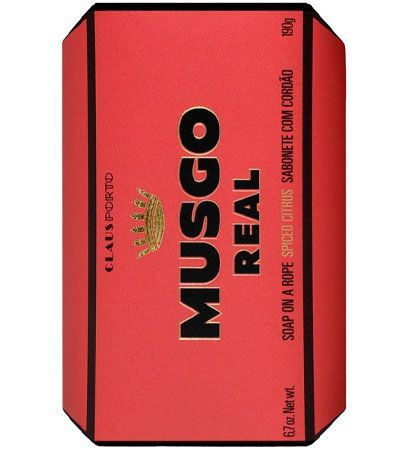 Мыло для душа на веревке Musgo Real, Spiced Citrus, 190 гр