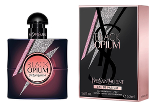 Туалетная вода YSL BLACK OPIUM STORM ILLUSION, 50 ml