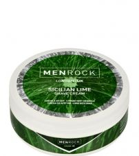 Крем для бритья Men Rock Sicilian Lime Shave Cream -100мл.