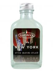 Лосьон после бритья Razorock For New York Aftershaving Splash 100 Мл