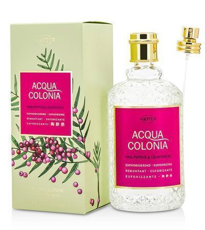 Одеколон 4711 PINK PEPPER & GRAPEFRUIT COLOGNE -170мл.
