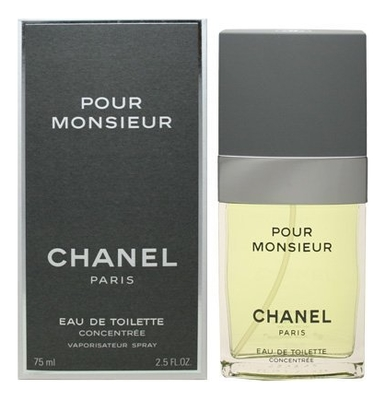 Туалетная вода CHANEL POUR MONSIEUR CONCENTREE