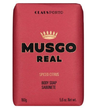 Мыло для душа Musgo Real, Spiced Citrus, 160 гр