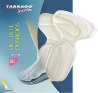Стельки TARRAGO Gel Heel Cushion безразмерные.