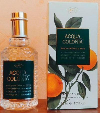 Одеколон 4711 ORANGE AND BASIL COLOGNE 50мл.