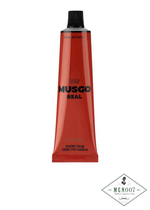 Крем для бритья Musgo Real, Spiced Citrus, 100 мл