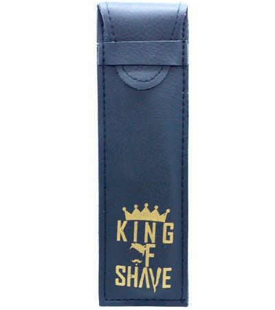 Шаветта для бритья King Of Shave Black