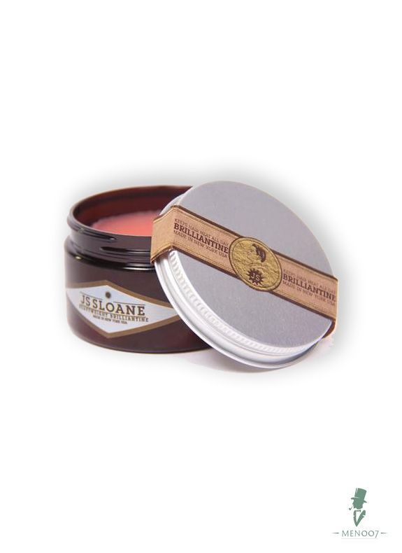 Помада для волос JS SLOANE HEAVYWEIGHT BRILLIANTINE 113 Г