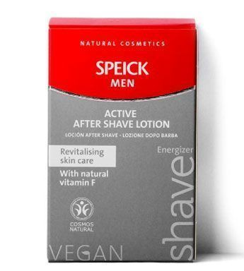 Лосьон после бритья Speick Men After Shave Lotion с Витамином E 100мл.
