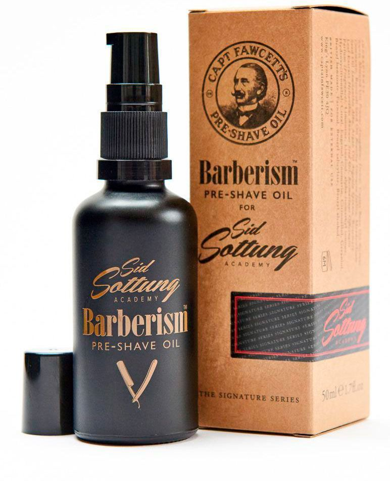 Масло для бритья CAPTAIN FAWCETT Barberism™ Pre-Shave Oil, 50 мл