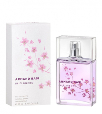 Парфюмерная вода ARMAND BASI IN FLOWERS, 50 ml