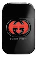 GUCCI GUILTY BLACK, 50ml