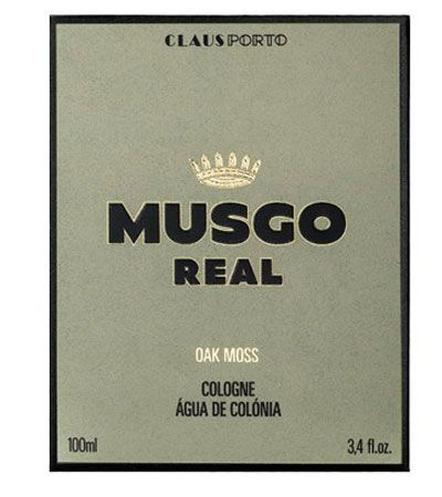 Одеколон Musgo Real, Oak Moss, 100 мл