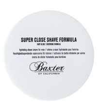 Крем для бритья Baxter of California Super Close Shave Formula