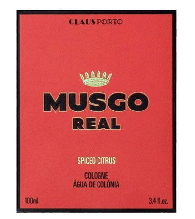 Одеколон Musgo Real, Spiced Citrus, 100 мл