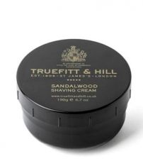 Крем для бритья в банке Truefitt & Hill Sandalwood